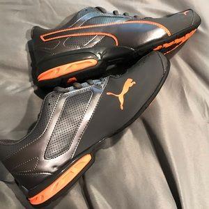 PUMA Mens Tazon Running Shoes